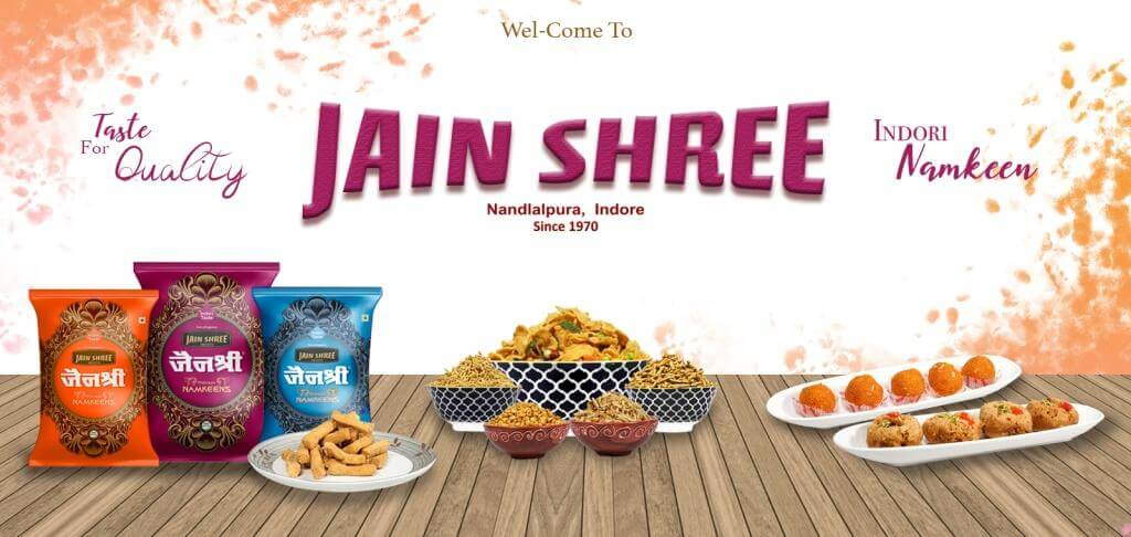 Jain Shree - Main Slider